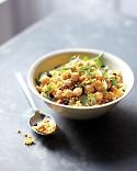 Whole-Wheat Orzo Salad with Broccoli-Pine Nut Pesto | Recipe