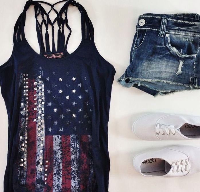 4th of july clothing accessories