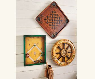 Golden Age Game Boards