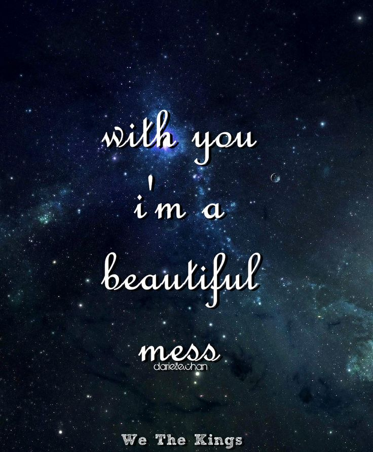 Pin by Coral Stevens on Quoted Awesomeness | Pinterest Sad Song We The Kings