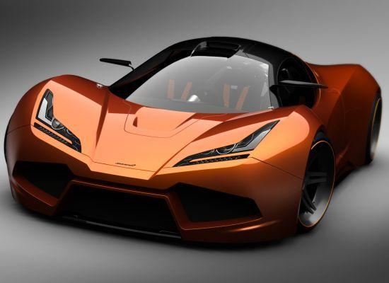 Concept Cars McLaren LM5