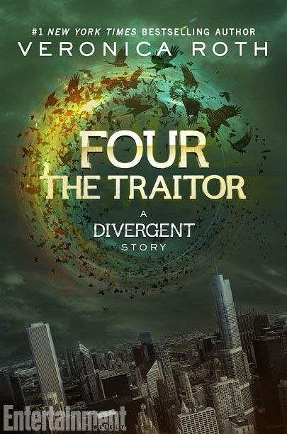 The Traitor: A Divergent Story (Divergent 0.4) by Veronica Roth