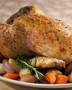 Classic Roast Chicken | Dinner/Lunch/Meals | Pinterest