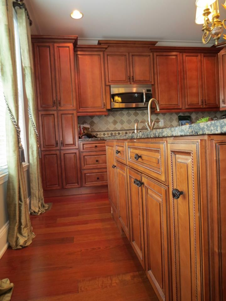 Kitchen March 2013  Buy Sienna Rope Cabinets from Kitchen Cabinet