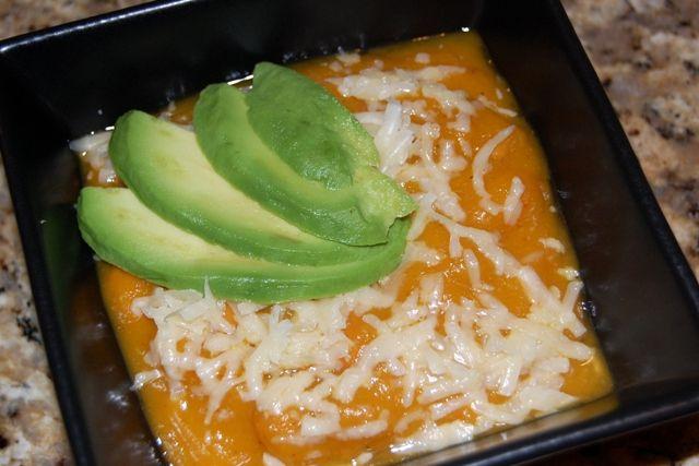 Chipotle Pumpkin Soup | Anti Cancer Diet | Pinterest
