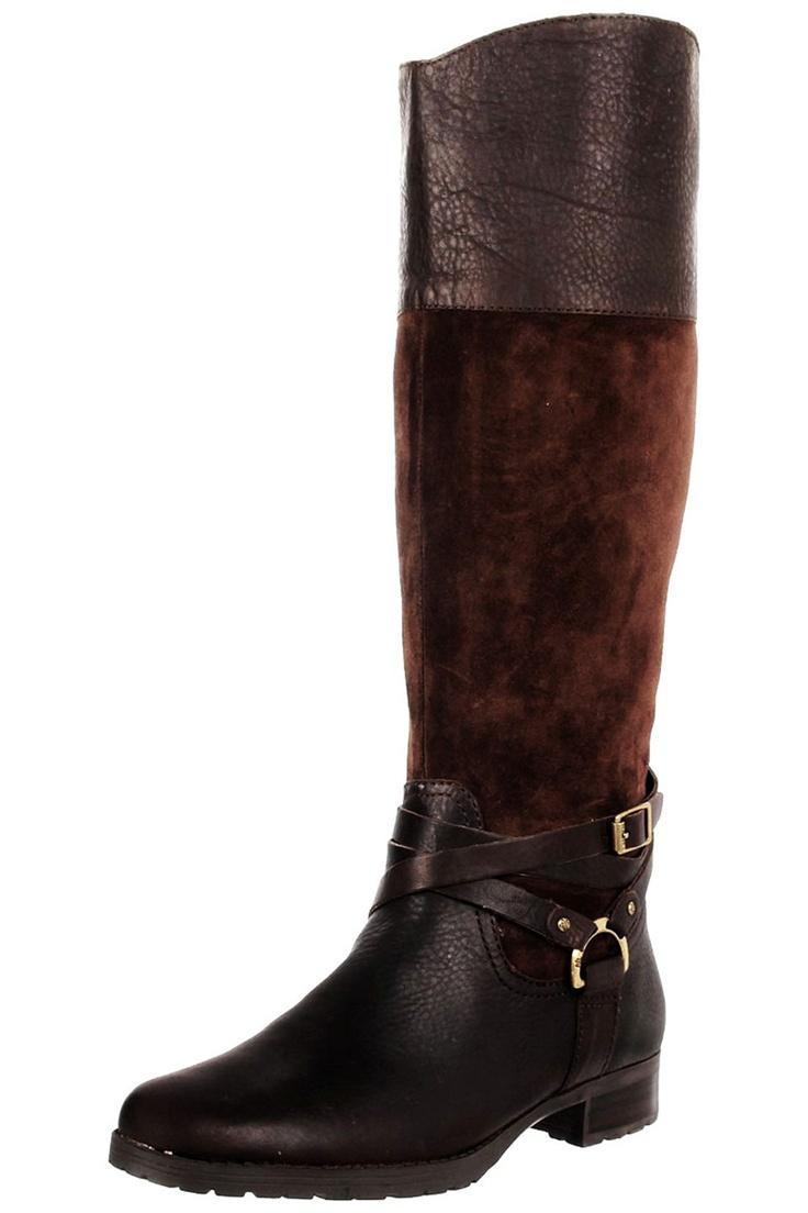 Brown Riding Boots Ralph Lauren
