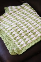 Shell Stitch Blanket