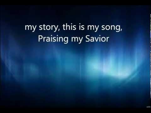 Alan jackson blessed assurance lyrics my love and faith and in him