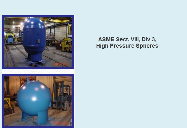 Pin by josh mech on high pressure vessels pinterest - Asme viii div 2 ...
