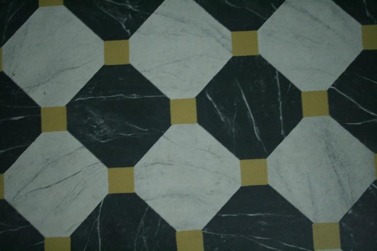 Robert Clark Flooring : Tile Floor in a North Carolina Plantation ...