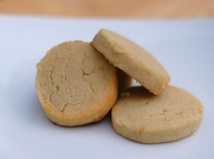 Slice-n-Bake Sugar Cookies | THM Christmas cookies | Pinterest