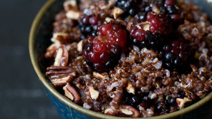 Warm and Nutty Cinnamon Quinoa II Recipe Sounds like a great breakfast ...