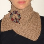 Warm Neck Scarf (free pattern!)