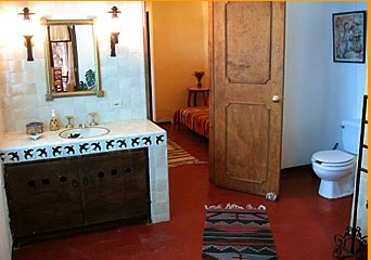 Home Decorating on Mexican Bathroom   Home Decor