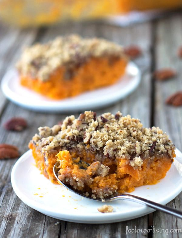 Sweet Potato Soufflé | Recipe