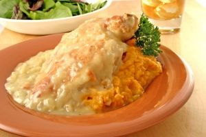 Smothered Chicken Breast | Dinner Recipes | Pinterest