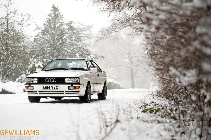 Quattro in natural element