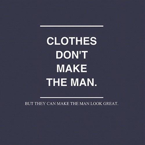 Mens Fashion Quotes Quotesgram