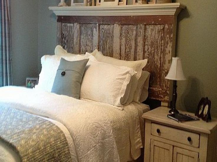 Diy Headboard Ideas For The Home Pinterest