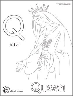 q is for queen  is_for_Queen