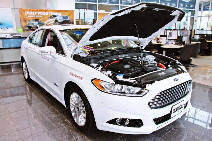 ford fusion energi battery cost