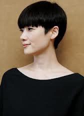 tomoyo harada | haircut