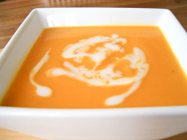 Curried carrot soup | Soups and Stews | Pinterest