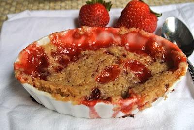Gluten Free Strawberry Cobbler | Gluten Free Recipes | Pinterest