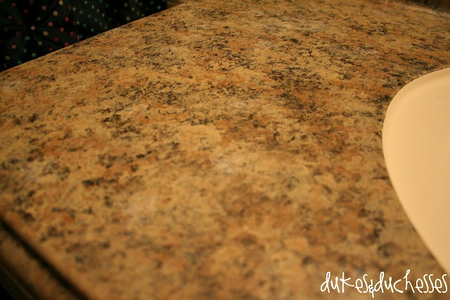 DIY granite countertops Im thinking I can do this.