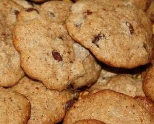 Passover chocolate chip cookies | Passover Pleasers | Pinterest