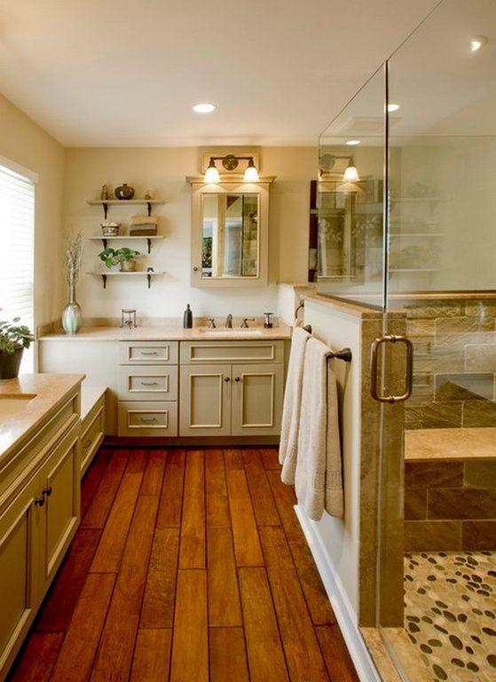 Modern colonial bathroom kitchens pinterest for Colonial bathroom ideas