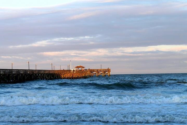 Go fishing at springmaid pier fun things to do in myrtle for Pier fishing myrtle beach