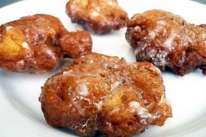 Apple Fritters VI Recipe | Sweets | Pinterest