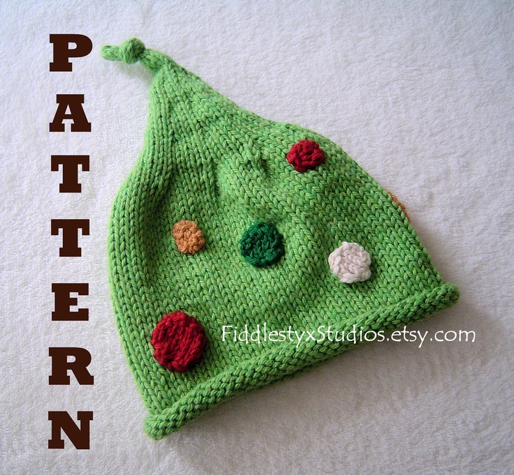 Knitting Patterns For Baby Elf Hats : Pin by Sarah Hart on knit and crochet Pinterest
