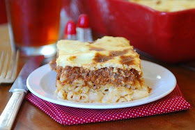 Greek Lasagna (Pastitsio) | recipes to try | Pinterest