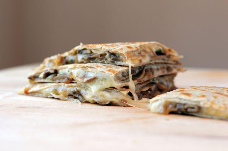 mushroom melt quesadillas quesadillas chicken quesadillas quesadillas ...