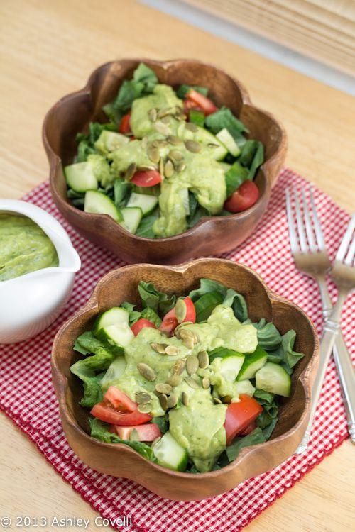 Recipe: Creamy Avocado Dressing | Big Flavors from a Tiny Kitchen
