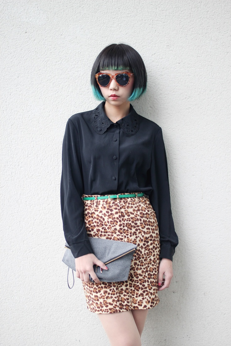 Lace Detailed Collar Black Blouse  http://www.thewhitepepper.com/collections/new-in/products/lace-detailed-collar-black-blouse