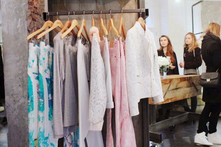 Chatty showroom / Czech fashion