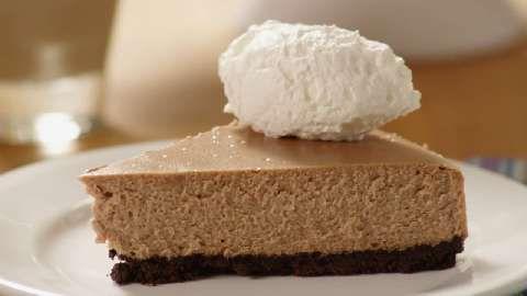 Irish Cream Chocolate Cheesecake Allrecipes.com