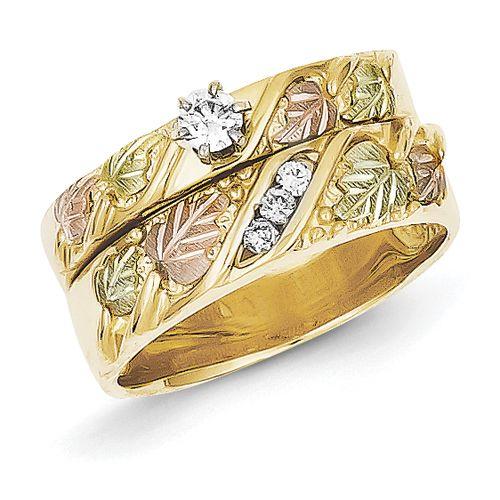 bridal sets bridal sets black hills gold rings