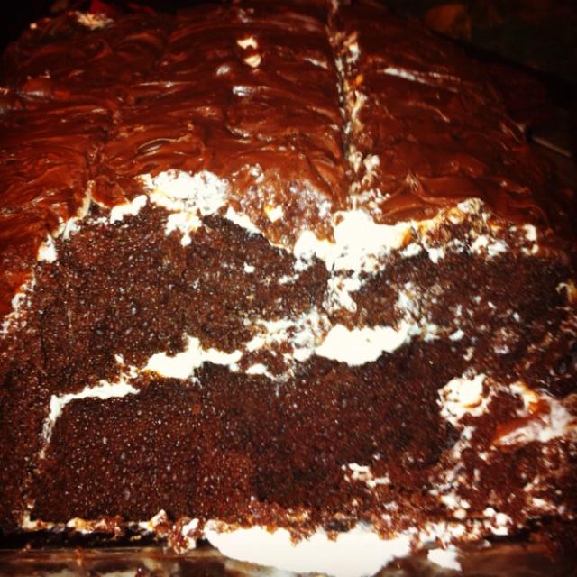 Ho Ho cake | Yummy desserts! | Pinterest