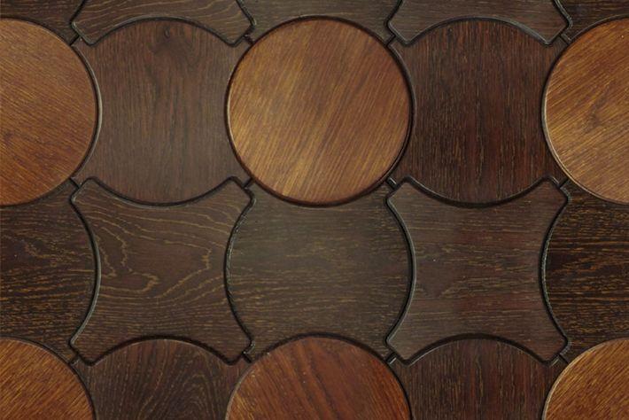 Unique Wood Flooring Architecture And Design Pinterest