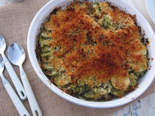 summer squash gratin | Eats | Pinterest