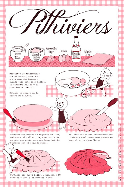 Pithiviers (France) | baking | Pinterest