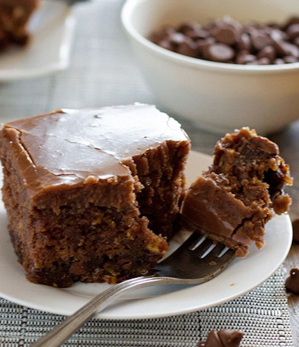 ... WORLD'S BEST CHOCOLATE OATMEAL CAKE | Did someone say --CHOCOLATE