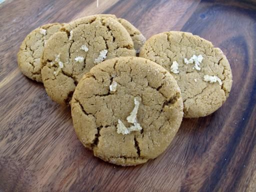 Magpie's Double Ginger Cookies | Cookies | Pinterest