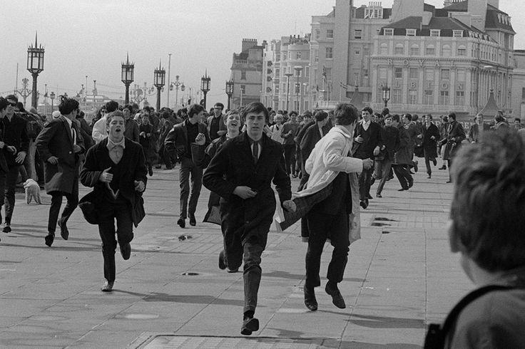 Mods 1964 Brighton