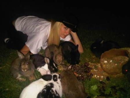 Paris Hiltons pet Twitpics!