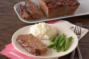 Ham and Cheese stuffed meatloaf! Yummy. | Food | Pinterest